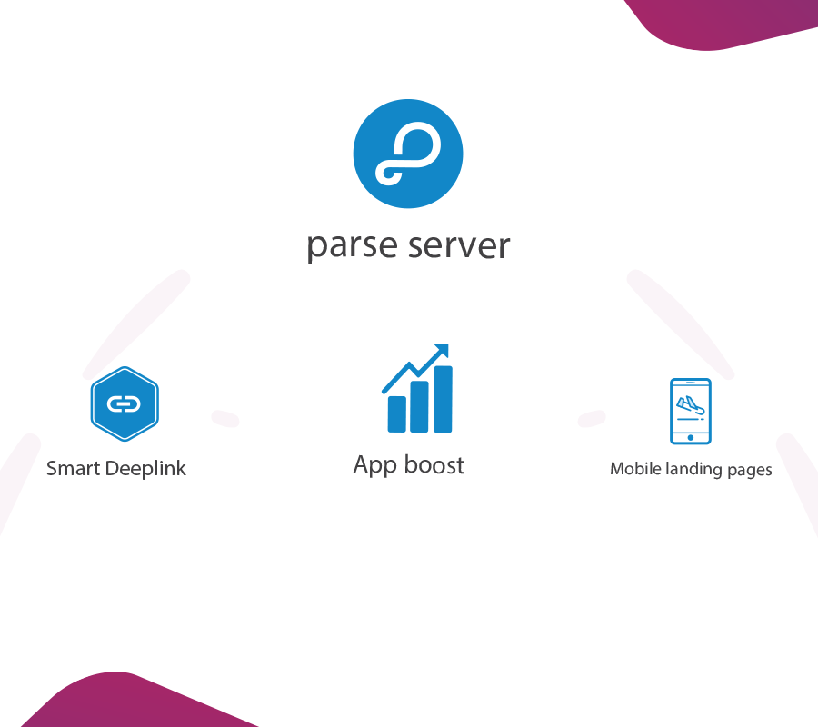 advanced parse server with appgain