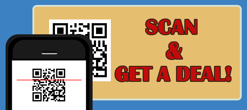 qr code coupon marketing appgain