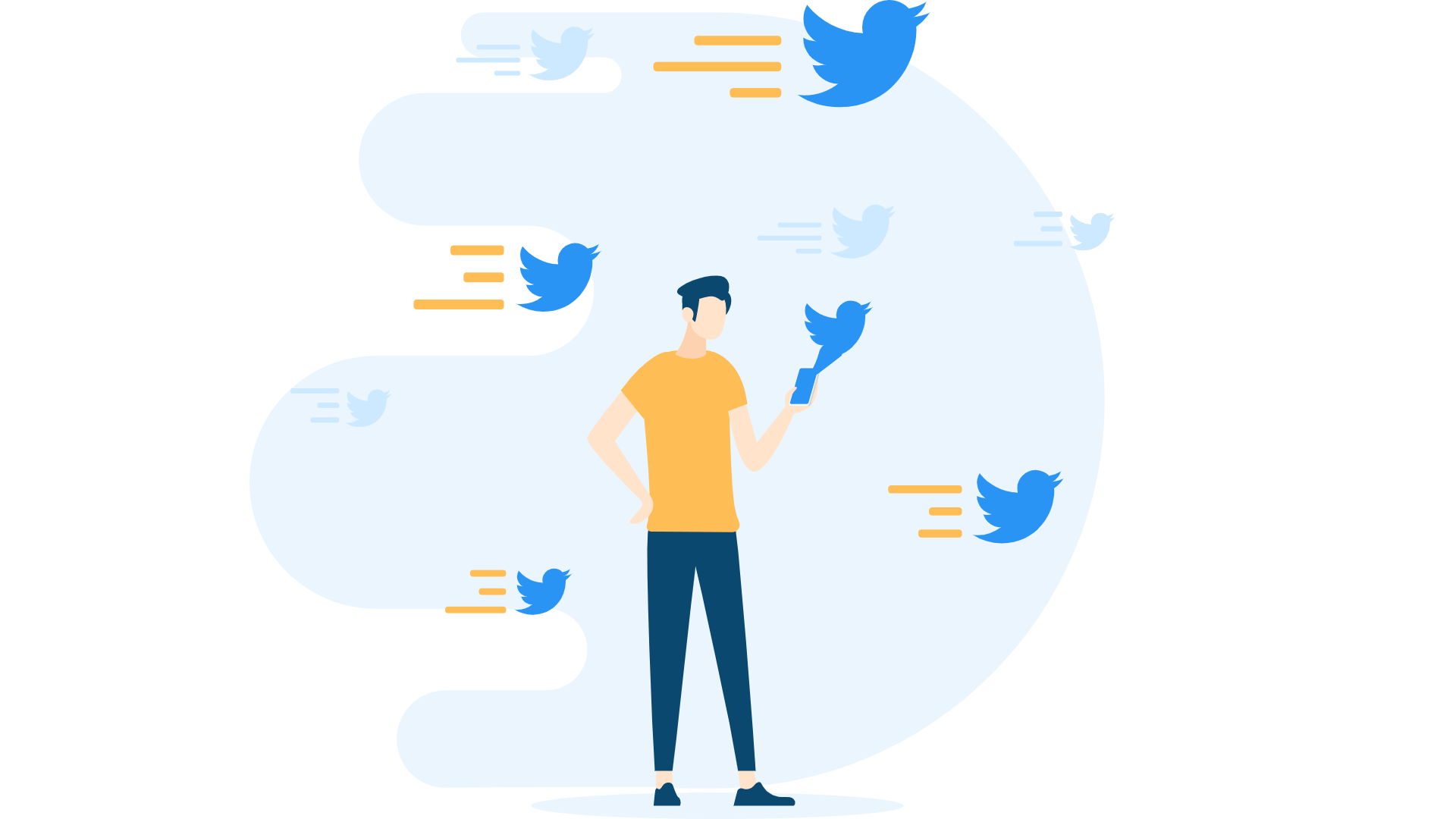 twitter- marketing automation for small business