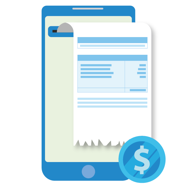 invoice for restaurant marketing - marketing automation for small business